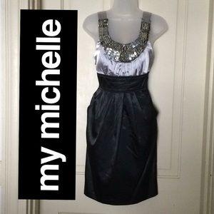 ⭐️My Michelle Cocktail Dress-DRS#0076⭐️